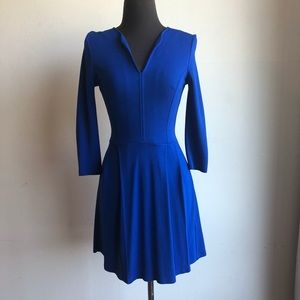 French Connection sz 2 flare dress